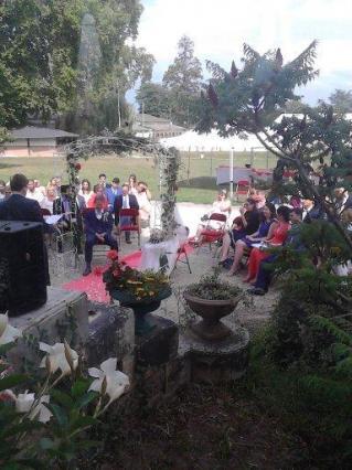 cérémonie laîque